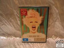 Pink The Truth About Love Tour Live from Melbourne DVD NEW Sealed