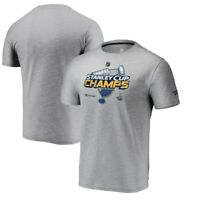 St. Louis Blues Fanatics Unisex 2019 Stanley Cup Champions Locker Room T-Shirt