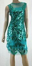 Abito da Cerimonia Donna SoloGioie SG28 Evening Cocktail Dress Taglia 44 IT