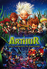 Arthur And The Great Adventure (DVD, 2011)
