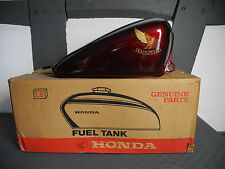 SERBATOIO BENZINA fuel tank HONDA cx650c rc11 New Part Nuovo NOS