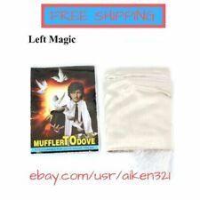 Muffler To Dove Magic Tricks Scarf Magic Prop Gimmick Illusions Magic Accessorie