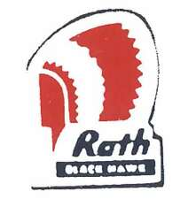 Rath Reefer Car Adhesive Sticker for American Flyer S Gauge Scale Trains Parts