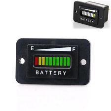 48V LED Battery Indicator Meter Gauge for EZGO Club Car Yamaha Golf Cart Trucks