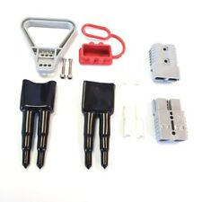 ANDERSON SB 175 AMP GREY POWER CONNECTOR JUMP LEAD KIT BATTERY SLAVE ASSIST
