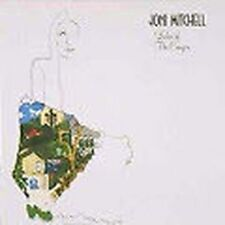 Joni Mitchell 33 RPM Speed Vinyl Records Pop