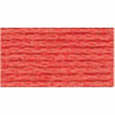 DMC Hilo de Algodón Trenzado Color 351 para el bordado /& Cross Stitch