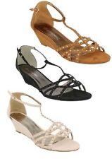 Sandali e scarpe Anne Michelle per il mare da donna tacco medio ( 3,9-7 cm )