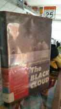 THE BLACK CLOUD BOOK BY FRED HOYLE 1957 USED LIBRARY