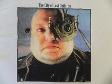 The City of Lost Children Chief of Cyclops XL T-Shirt Steampunk NWOT Marc Caro