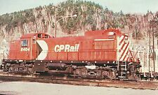 Canadial Pacific Railway's Number 8404  Postcard