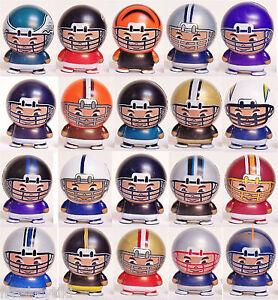 PRE-BUILT NFL Licensed Mini Little Football Boy Buildables Figures Figurines