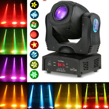 Tomshine 80W 15Colors 8Gobos DMX Moving Head Stage Lighting DJ Party Show Light