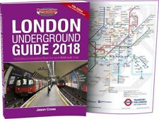London Underground Guide 2018 (Fifth Edition) - BOOK