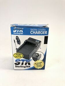 STK Sterling Digital Camera Charger, Plus Car Charger: For BCF10