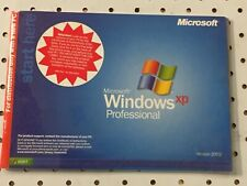 *PRODUCT KEY ONLY from this Microsoft Windows XP Professional from Version 2002