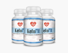 KETO FIT ADVANCED  INSTANT WEIGHT LOSS ULTRA  PURE KETO FAST BOOST BHB KETOSIS