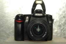 Nikon D50 Digital SLR Camera w/ Nikon AF 35-70mm ,Battery&Charger&2GB Card.EX+++