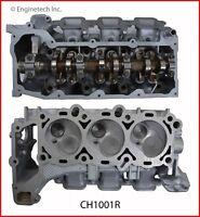 COMPLETE CYLINDER HEAD 02-05 DODGE JEEP 3.7L SOHC V6 (W/ VALVES SPRINGS & CAM)