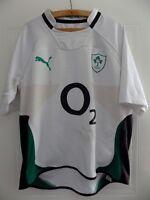2009 Puma Ireland IRFU RUGBY UNION SHIRT JERSEY MENS 6 Nations World Cup XXXL