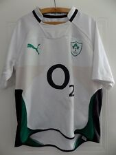 2009 Puma Ireland IRFU RUGBY UNION SHIRT JERSEY MENS 6 Nations World Cup XXXL