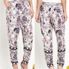 Pantaloni da donna taglia S multicolore