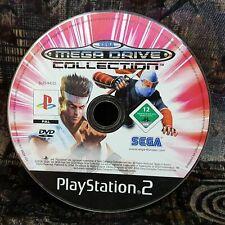 Play Station 2 Spiel PS2 Sega Mega Drive Collection  Spiel