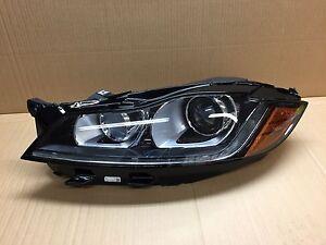 2017 jaguar f pace F-PACE xenon HID LED W/module bulb COMPLETE headlight OEM