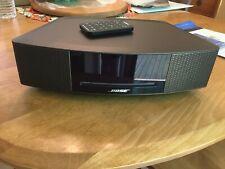 Bose Wave IV Music System - Black Model 417788-WMS