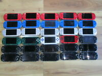 Sony PSP 3000 Lot of 30 Console Japan ver for parts Junk S407
