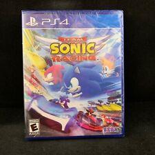 Team Sonic Racing  (PS4 / PlayStation 4) BRAND NEW / Region Free