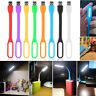 Usseful Flexible Mini USB LED Lights Reading Lamp For Computer Notebook Lapto yu