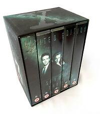 The X Files: Season Three-Limited Edition VHS Video Box Set-David Duchovny