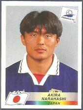PANINI WORLD CUP FRANCE 1998- #519-JAPAN-AKIRA NARAHASHI