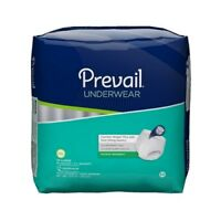 Adult Absorbent Underwear Prevail Pull On 2X-Large Disposable Hvy Absorb Case48