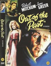 Out of the Past (1947, Jacques Tourneur) DVD NEW