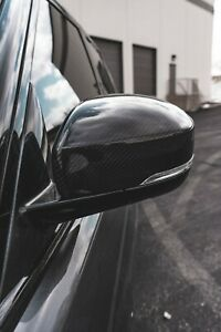 Land Rover Range Rover Full Size Carbon Fiber Mirror Housings