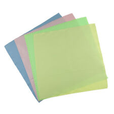4x Large Square Cleaning Cloths for Lens Glasses Screen Laptop LCD LED TV