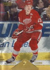 Steve Yzerman 1996-97 Pinnacle Rink Collection Parallel Card Detroit Red Wings