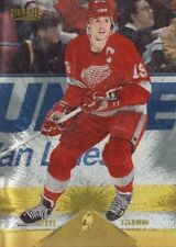 Steve Yzerman 1996-97 Pinnacle Rink Collection Parallel Card Detroit Red Wings
