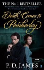 DEATH COMES TO PEMBERLEY / P. D. JAMES 9780571311170 TV TIE IN