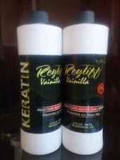 Keratin Treatment Vainilla 1 bottle of 32oz  15 minutes