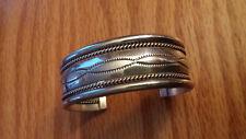New ListingNavajo Sterling Silver Cuff Bracelet