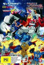 Transformers Japan Generation 1 - Complete Collection (DVD, 2009, 13-Disc Set)