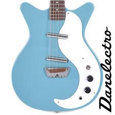 Brand New Danelectro 'STOCK 59' Aquamarine Electric Guitar