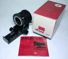 Leica R Balgengerät / Bellows 16860   An-Verkauf ff-shop24