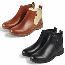 Calzado de mujer botines Kickers de piel