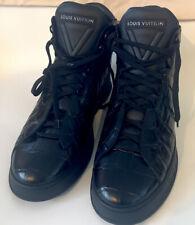 Louis Vuitton Black Men's Shoes Streetlight Sneaker Boot Size 9-9.5 US New/other