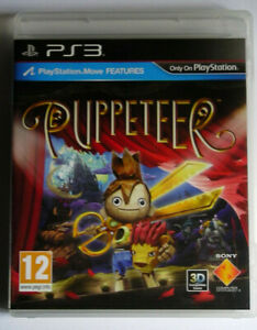 Playstation 3 Puppeteer Game