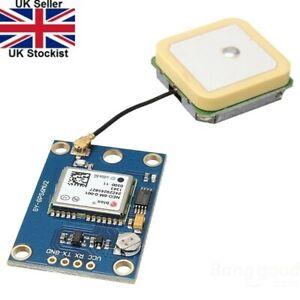 GY-NEO6MV2 NEO-6M Ublox Flight Controller GPS Module For Arduino Raspberry